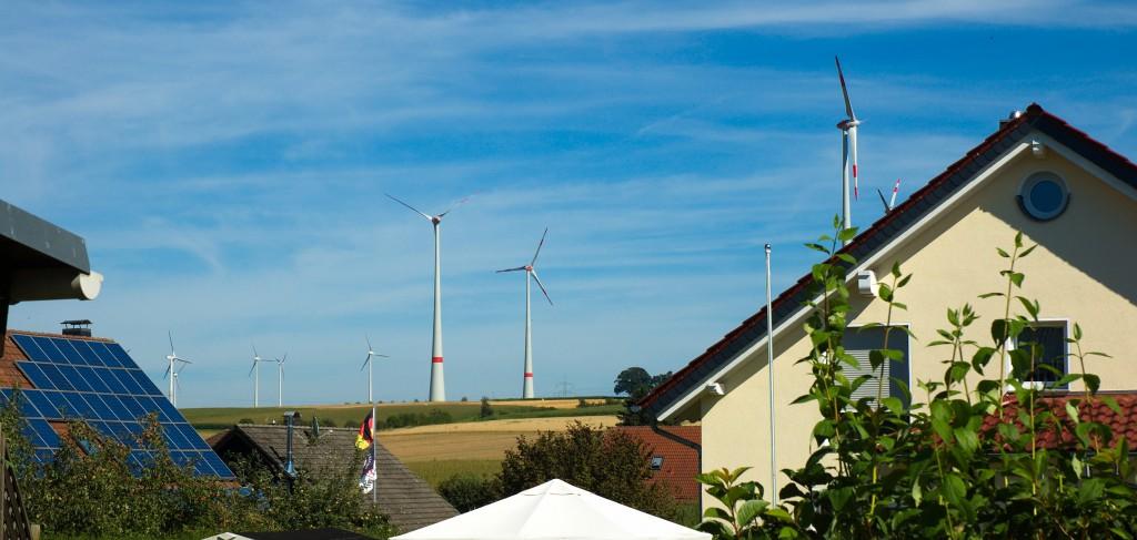 Der Windpark bei Erksdorf wird im November 2012 erneut erweitert